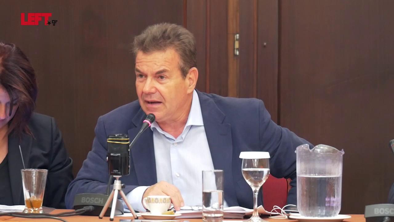 Εξωδικαστικός μηχανισμός ρύθμισης οφειλών Επιχειρήσεων -Τάσος Πετρόπουλος