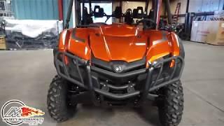 1. 2020 Yamaha Viking VI EPS Ranch Edition in Orange at Maxeys in Oklahoma City