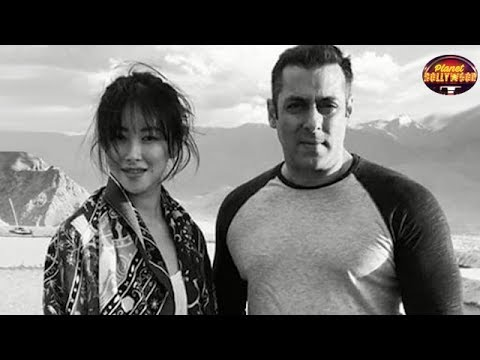 Did Salman Khan Upset Tubelight Co Star Zhu Zhu? |