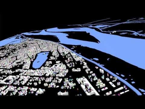 Gama 1.6 Trailer. Agent-based simulation platform