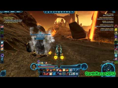 Star Wars: The Old Republic – Gameplay Footage 07