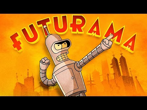 Futurama The Science of Comedy