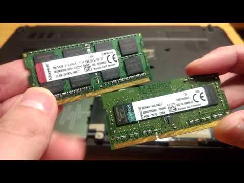 Сколько слотов для оперативной памяти в ноутбуке acer aspre
