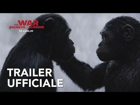 The War - Il Pianeta delle Scimmie | Trailer Ufficiale