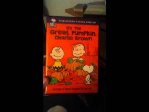 My Peanuts DVD Collection
