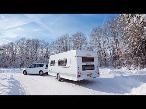 Зимой с Домом на колесах. Это  очень интересно - DomaVideo.Ru