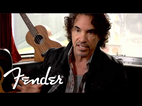 Fender Exclusive with John Oates | Fender