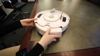 Roomba Driver YouTube video