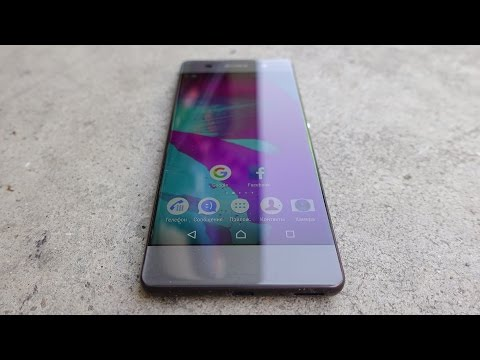 Видео Смартфон Sony Xperia XA Lime