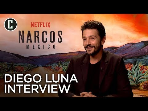 Narcos Mexico: Diego Luna Interview