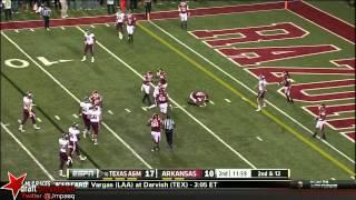 Johnny Manziel vs Arkansas (2013)