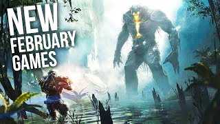 Top 10 NEW Games of February 2019