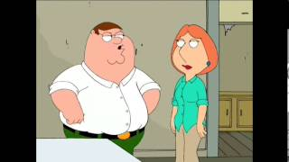 Pete Tell Lois Guilt About Over Losing Job