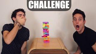 The Horrible Jenga Challenge!