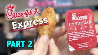 Chick-fil-A Express??!!
