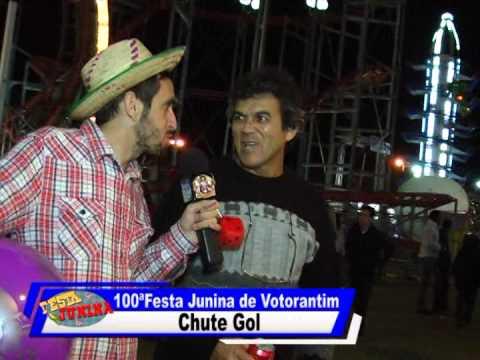 100ª Festa Junina de Votorantim - Chute ao Gol