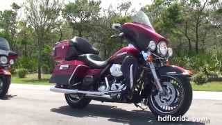 8. Used 2013 Harley Davidson Electra Glide Ultra Limited Motorcycles for sale - Miami, FL