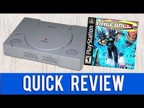 Rageball Playstation