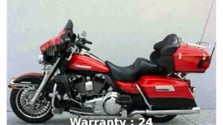 10. 2010 Harley-Davidson Electra Glide Ultra Limited - Features & Walkaround