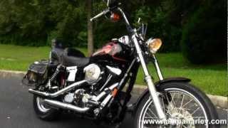 1. Used 1993 Harley-Davidson Dyna Wide Glide FXDWG