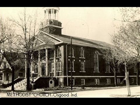 History  of  Osgood,  Indiana