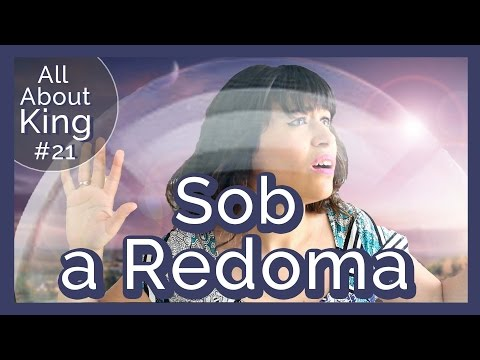 EU LI: Sob a Redoma {All About King #21}| All About That Book |