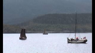 Åfjordsbåten - segling på fjorden
