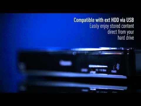 Panasonic DMP-BD81 Blu-ray Player