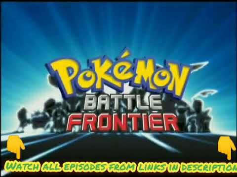 Watch Pokemon season 9 (Battle Frontier)all Hindi episodes