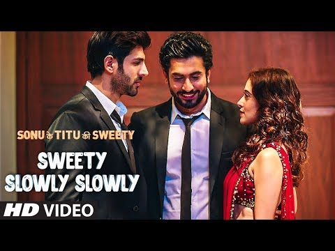 Sweety Slowly Slowly hindi video song