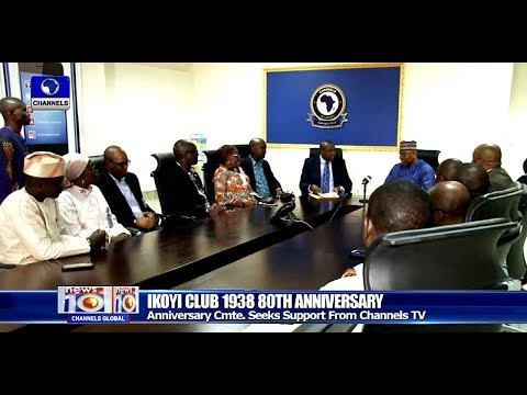 Anniv. Cmte. Seeks Support From Channels TV As Ikoyi Club 1938 Marks 80th Anniversary