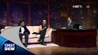 Video Tonight Show - Diet alami bersama Deddy Corbuzier dan Choky Sitohang MP3, 3GP, MP4, WEBM, AVI, FLV Januari 2019