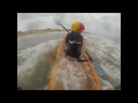 OBX Extreme Ocean Kayaking 2013