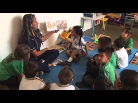 Ingles en transición Liceo creativo Mendel 2