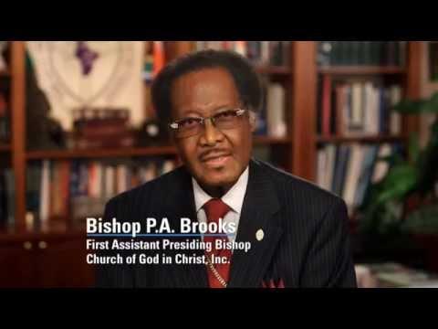 Bishop Brooks P. A Brooks