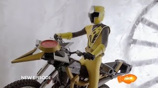 "Video Power Rangers Ninja Steel - Mega Morph Cycle | Episode 5 ""Drive to Survive"" MP3, 3GP, MP4, WEBM, AVI, FLV Februari 2019"