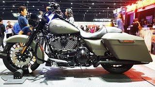 1. 2018 Harley Davidson road king special