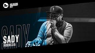 Video SADY (ID) Asia Beatbox Championship 2017 Loopstation Elimination MP3, 3GP, MP4, WEBM, AVI, FLV November 2018