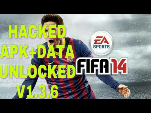 FIFA 14 ANDROID FULL UNLOCKED | Latest Version 1.3.6 Hacked