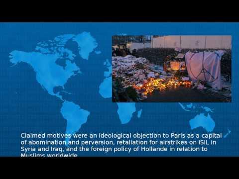 November 2015 Paris Attacks  - Wiki