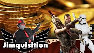 Video Demolishing The Excuses Made For 'AAA' Publishers' Exploitative Greed (The Jimquisition) MP3, 3GP, MP4, WEBM, AVI, FLV Maret 2019