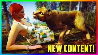 GTA ONLINE DLC - NEW MYSTERY CONTENT FOUND IN FILES COMING IN FUTURE GTA 5 UPDATE & MORE SECRETS! ►Cheap GTA 5 Shark Cards & More Games: https://www.g2a.com/r/mrbossftw►Find Out What I record With: http://e.lga.to/MrBoss SOURCES:https://twitter.com/TezFunz2/status/885894735222779908https://twitter.com/FoxySnapsTHUMBNAIL PICTURE:https://socialclub.rockstargames.com/games/gtav/snapmatic/popular/photo/Jx3FCZMEGkWbpHnxkqEt7QMy Facebook: https://www.facebook.com/MrBossFTWMy Snapchat:https://www.snapchat.com/add/MrBossSnapsMy Twitter: https://twitter.com/#!/mrbossftwMy Instagram:http://instagram.com/jamesrosshudginsFollow THE SQUAD:►Garrett (JoblessGamers) - https://www.youtube.com/Joblessgamers►DatSaintsfan - https://www.youtube.com/360NATI0N►MrBossFTW - https://www.youtube.com/MrBossFTWFollow Knifeguy (HE MAKES MY THUMBNAILS):https://www.youtube.com/channel/UCyvCZpUaXfCAYNHscgg8QrQCheck out more of my GTA 5 & GTA 5 Online videos! I do a variety of GTA V tips and tricks, as well as funny moments and information content all revolving around the world of Grand Theft Auto 5: http://www.youtube.com/playlist?list=PL4P1Iz2th7dUuZBXXYz8Wj5G4gQrM4bf1Hope you enjoyed this video! Thanks guys and have an awesome day,Ross.