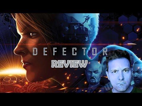 Defector Review - Warum ihr dieses Spiel absolut spielen MÜSST! - Keine Spoiler!