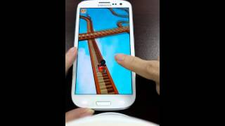 Roller Coaster 3D YouTube video