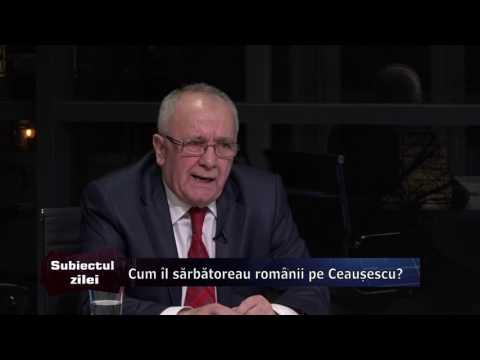 Emisiunea Subiectul zilei – 26 ianuarie 2017