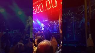 Ooze venue Funda arar konseri süper sahne performansı vede insanlar gerçekten coştu