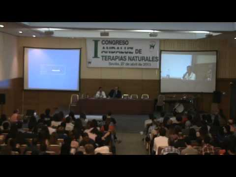 Primer congreso andaluz de terapias naturales aprotena. ( 1ª parte)