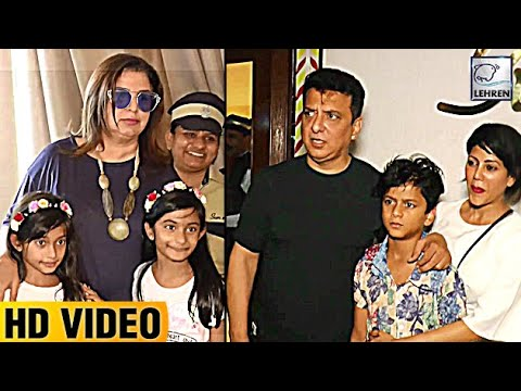 Sajid Nadiadwala's Son's Lavish Birthday Party Full Video | LehrenTV