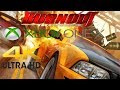 4k Burnout Revenge Xbox One X Gameplay