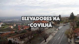 Covilha Portugal  city images : Elevadores na Covilhã, Castelo Branco - Portugal